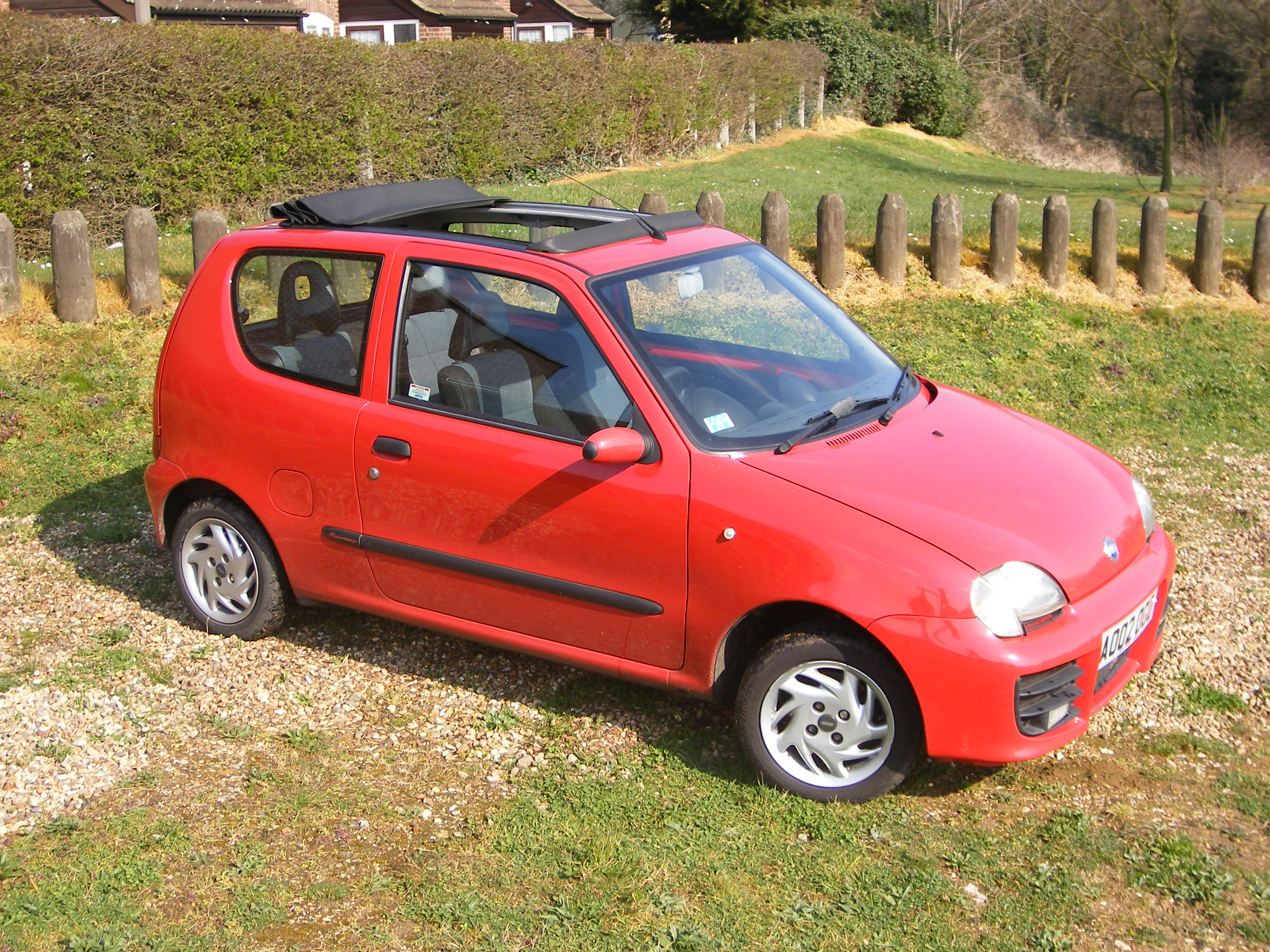 Fiat Seicento Wikiwand