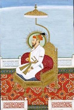 Shah Jahan II of India (cropped).jpg