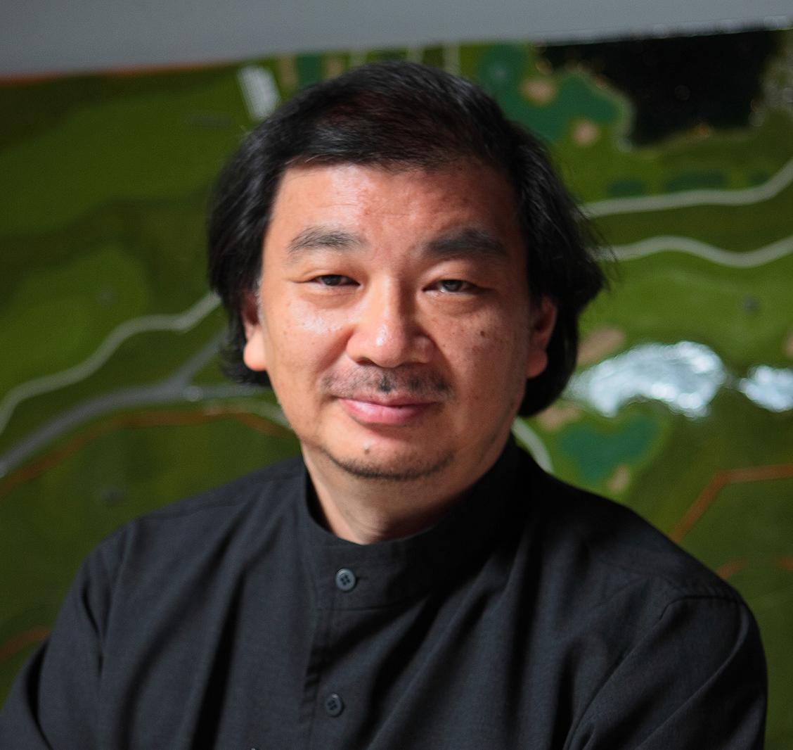 Architecte connu - Shigeru Ban