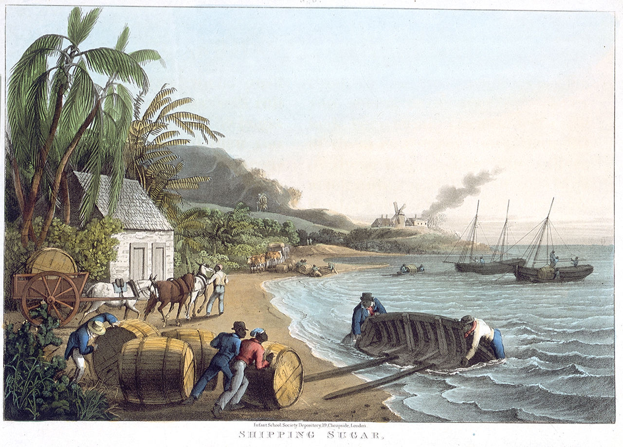 slavery in caribbean history View caribbean slavery research papers on academiaedu for free.