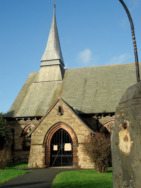 St Stephen S Church Moulton Wikipedia