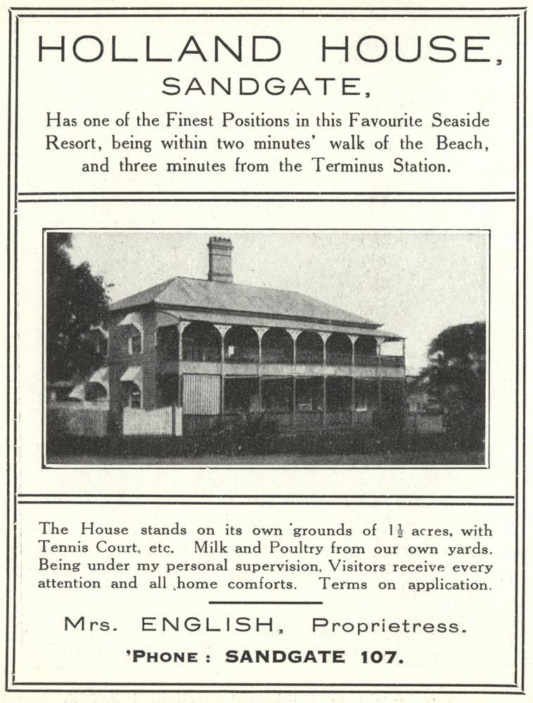 Advertisement Description