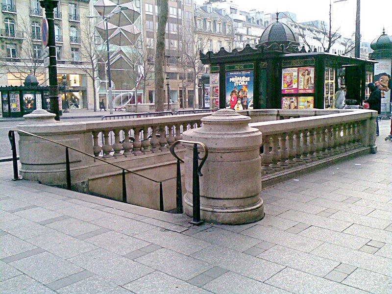 Franklin D Roosevelt Metropolitana Di Parigi Wikipedia