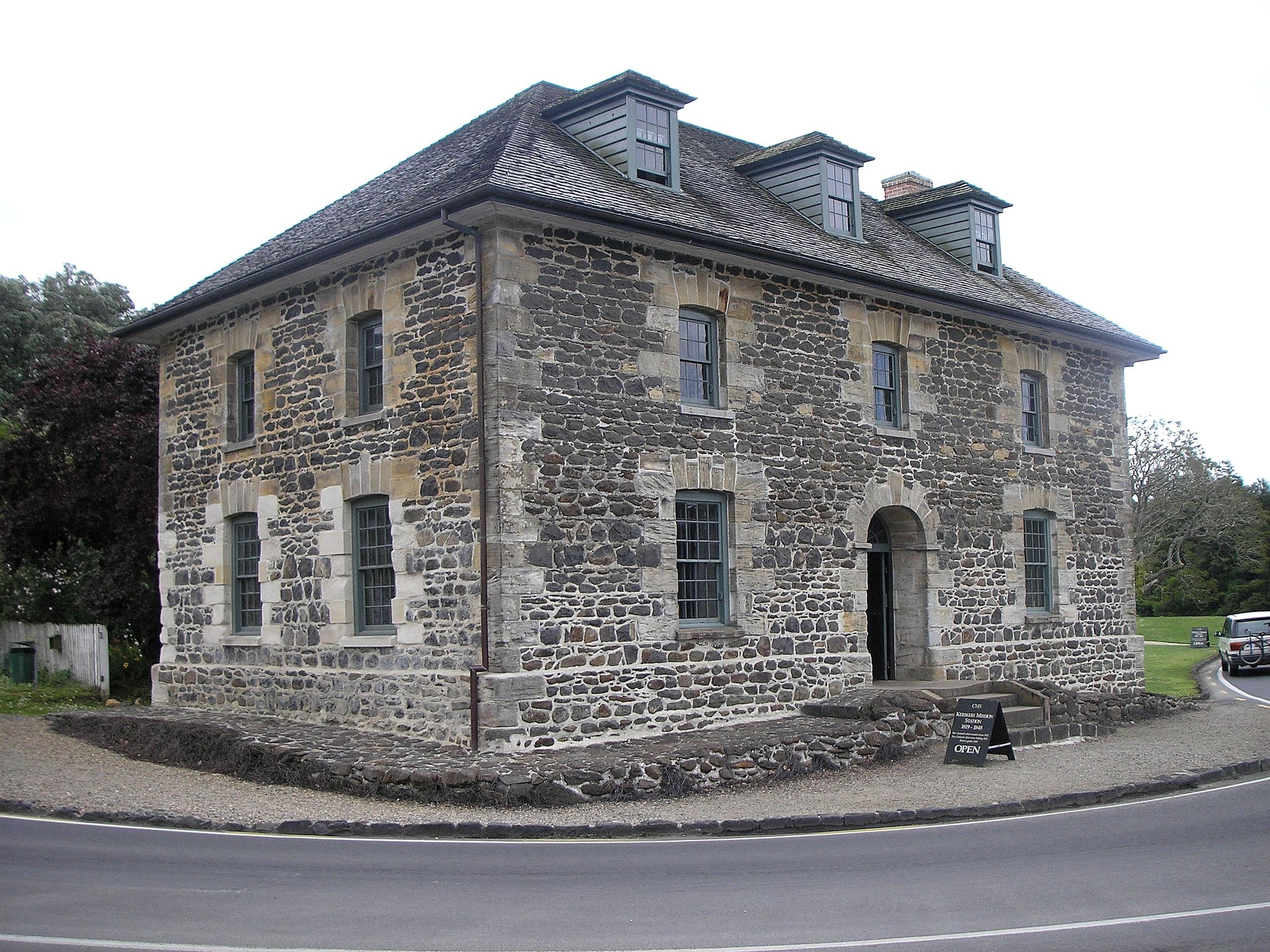 Kerikeri New Zealand  City new picture : Stone store, Kerikeri, New Zealand Wikipedia, the free ...