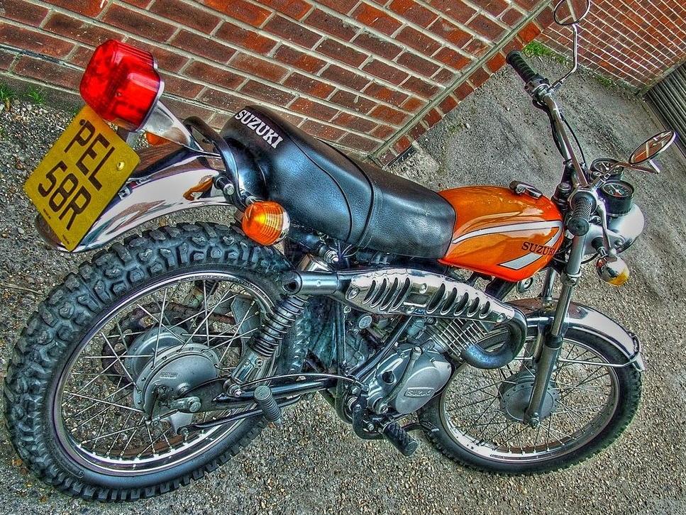 Suzuki Dr Ag Bike Manual