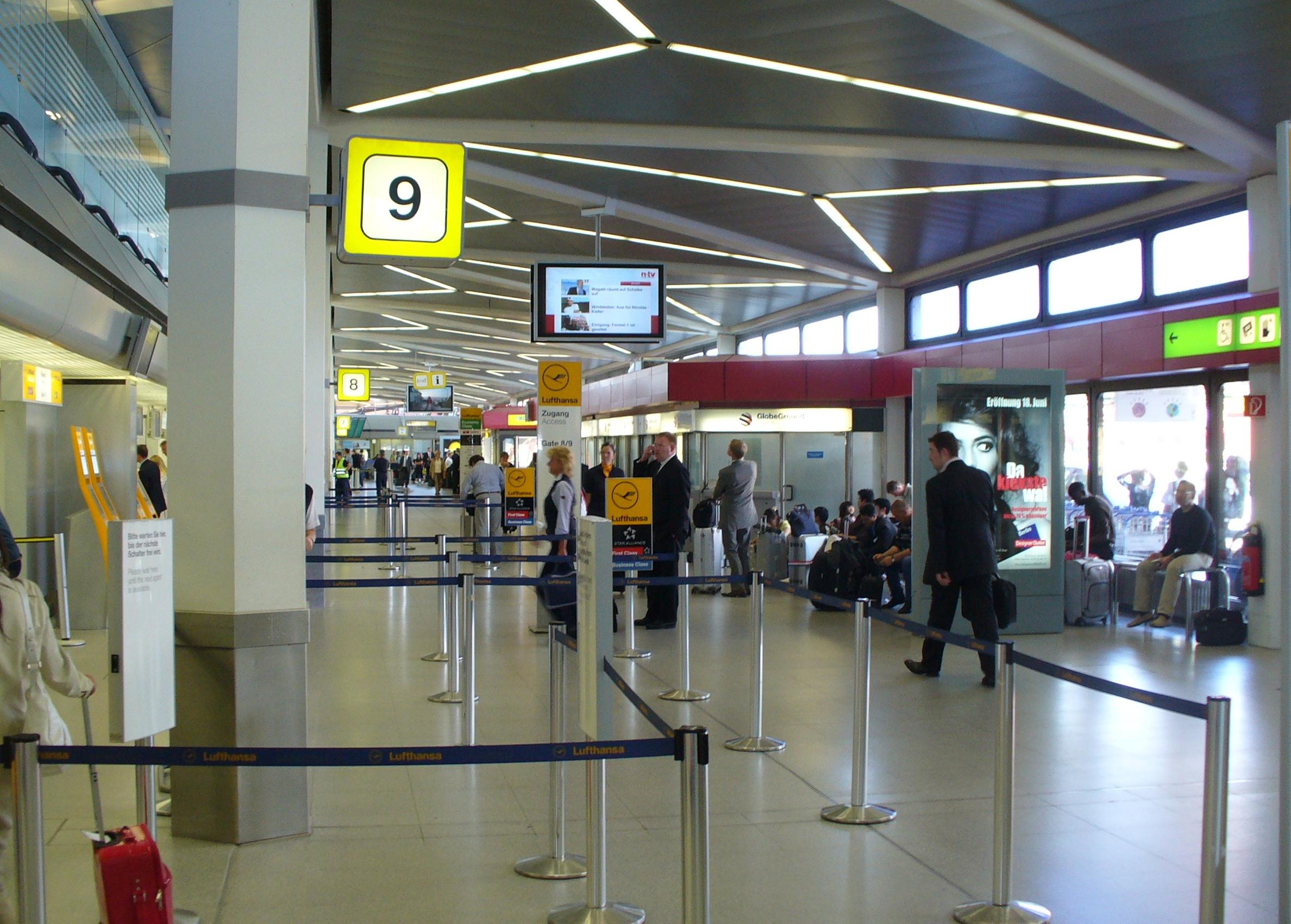 File txl terminal wikimedia commons for Flughafen tegel