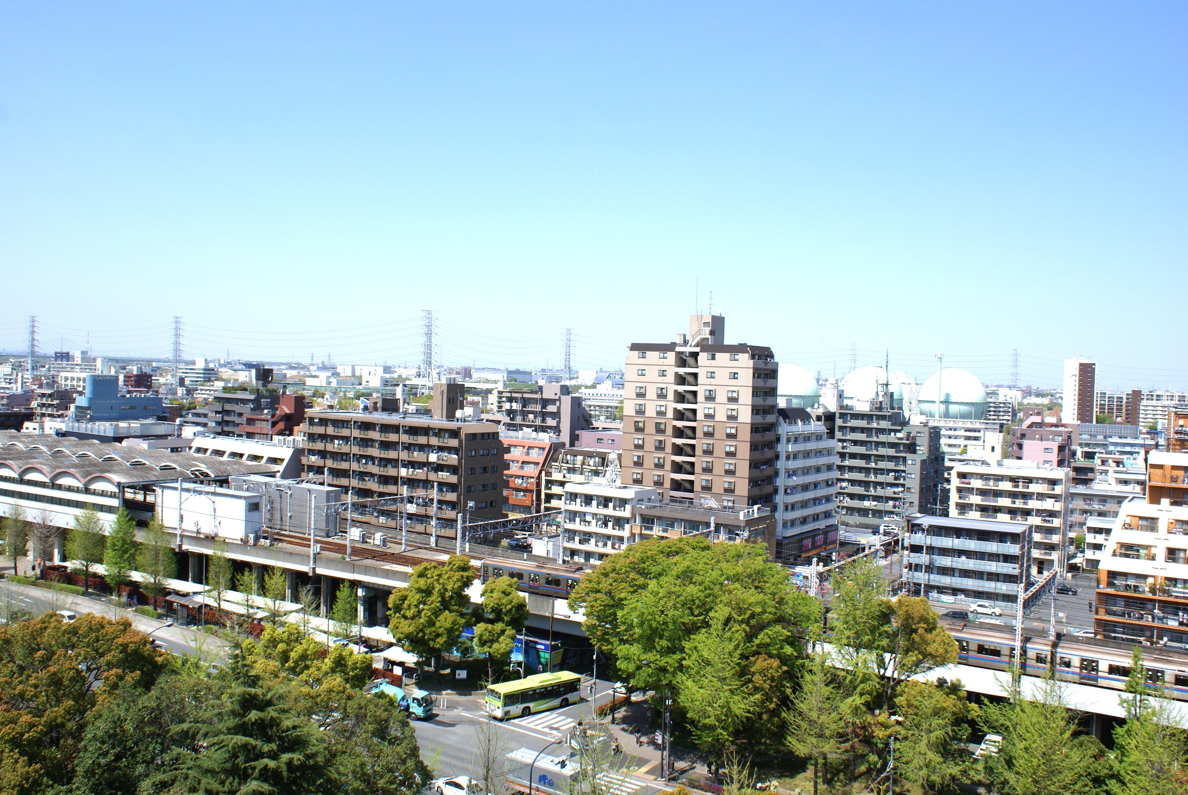 「板橋区高島平」の画像検索結果