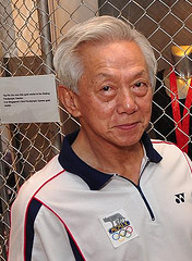 Tan Howe Liang at the opening of the YOG Learning Centre, Singapore - 20081030 (cropped).jpg