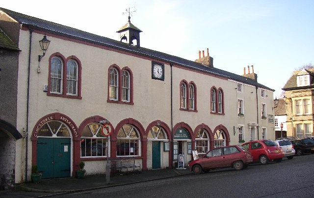 The Town Hall, Broughton-in-Furness - geograph.org.uk - 51182