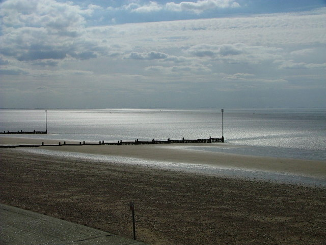 The Wash, near Heacham - geograph.org.uk - 234115