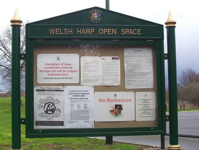 The Welsh Harp Reservoir - geograph.org.uk - 143494