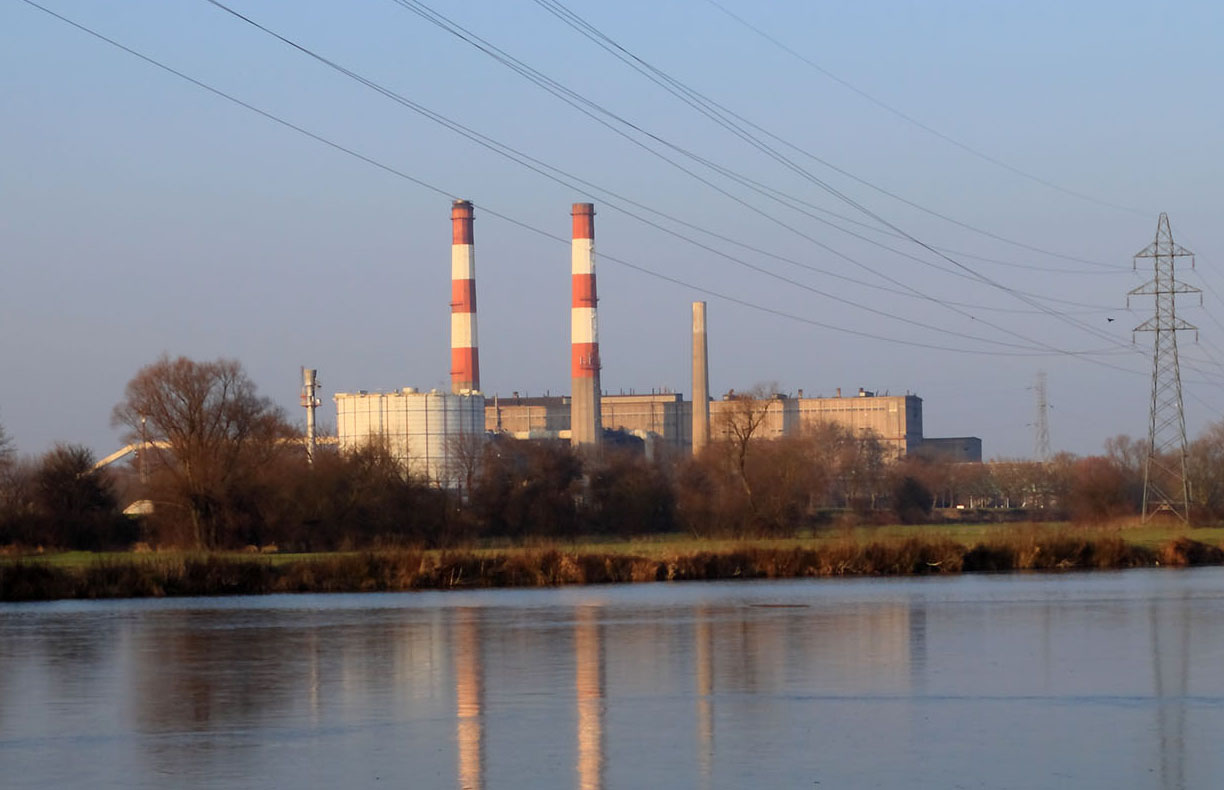Thermal Power Station : Centrale électrique wikiwand