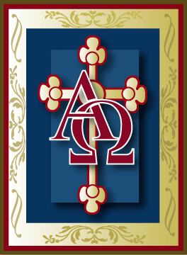 Traditional Catholic graphic