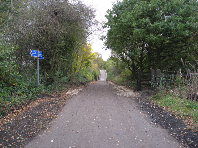 Trans Pennine Trail View - geograph.org.uk - 1024953