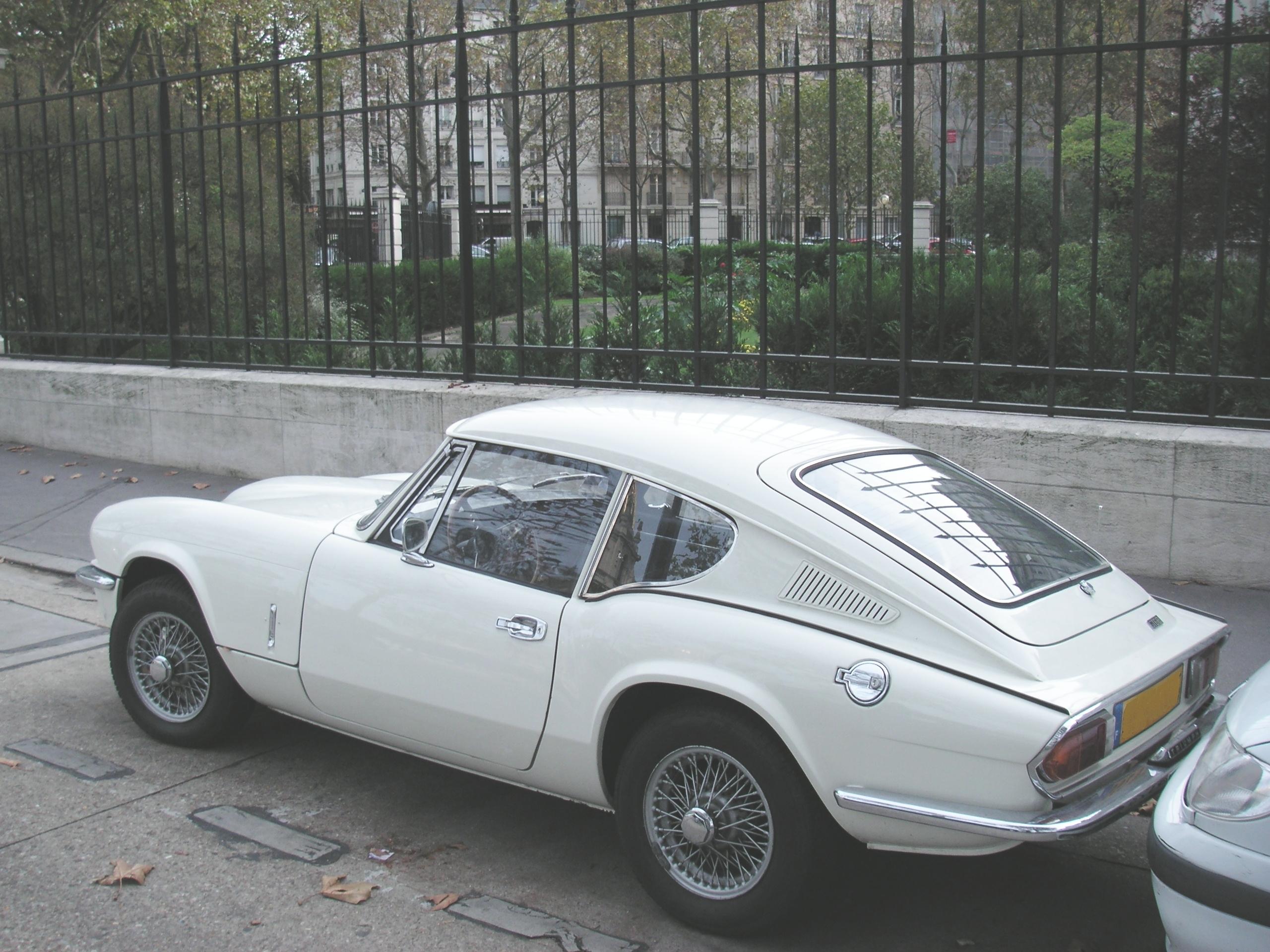 1973 triumph gt6
