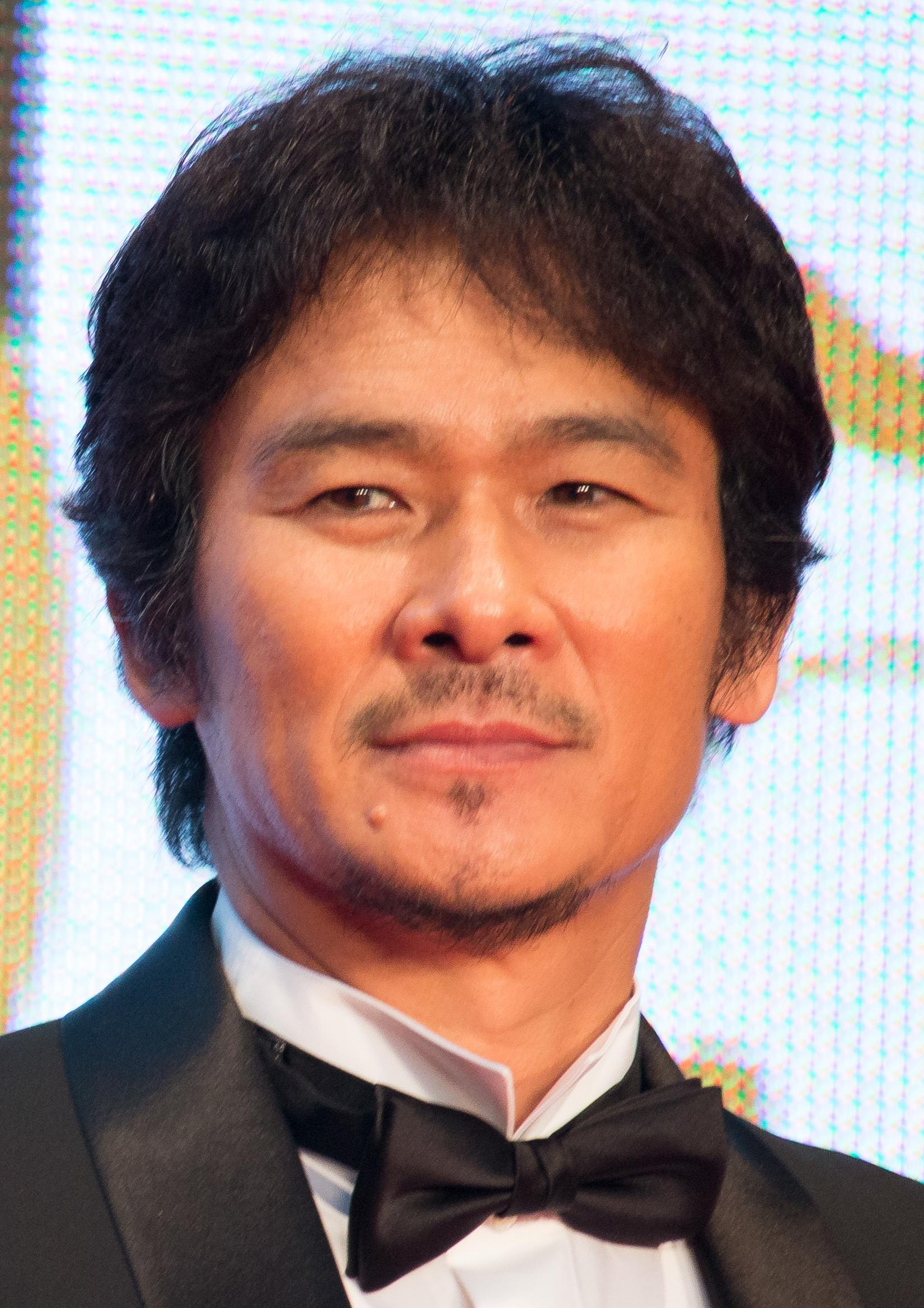 Tsuyoshi Ihara, in 2015