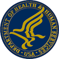 Seal of the U.S. Department of Health and Human Services