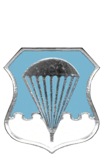"Armée US :Le Parachutist Badge, surnommé ""Jump Wings"" USAF_Parachutist_Badge-Historical"