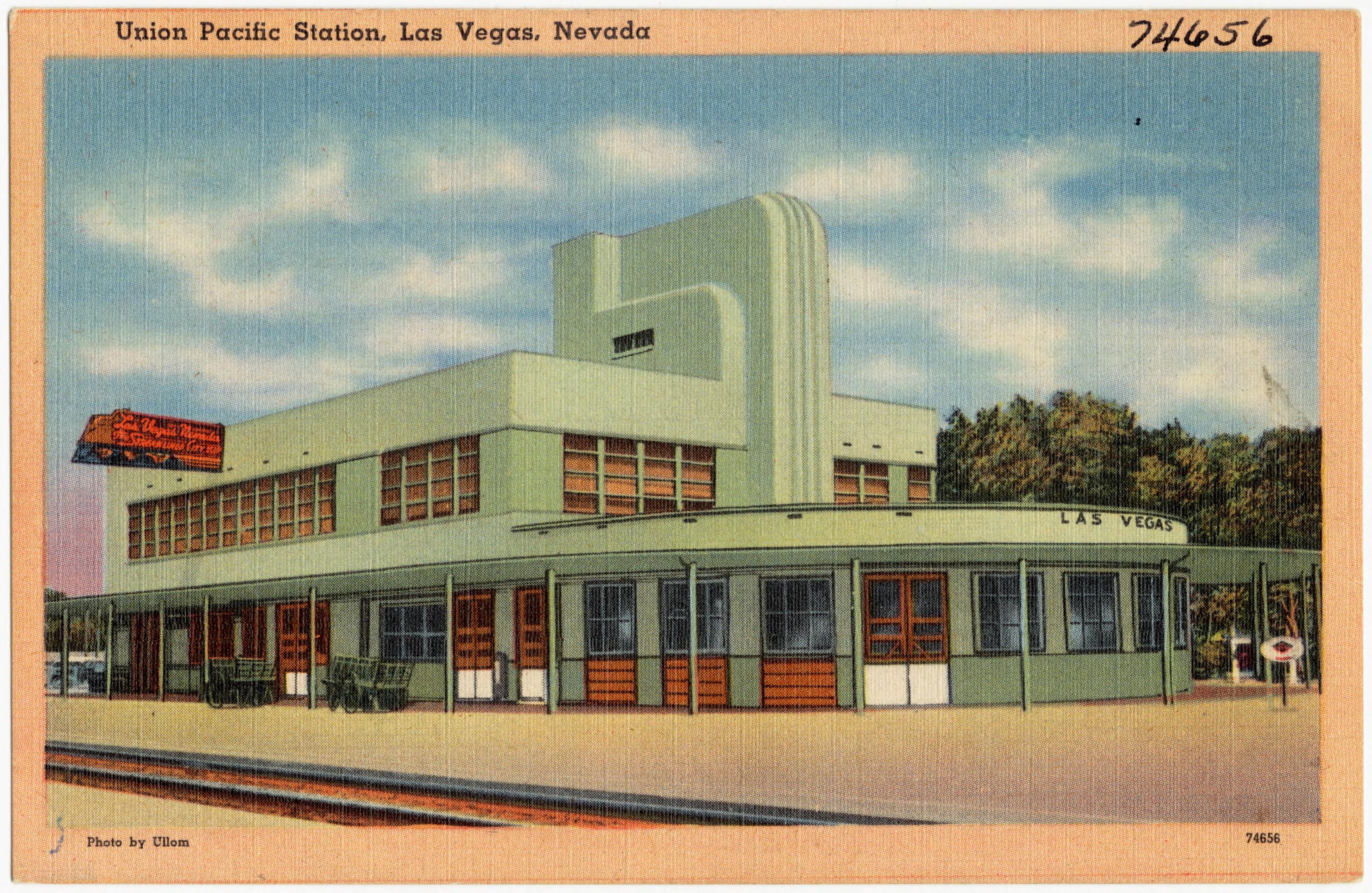 File Union Pacific Station Las Vegas Nevada 74656 Jpg