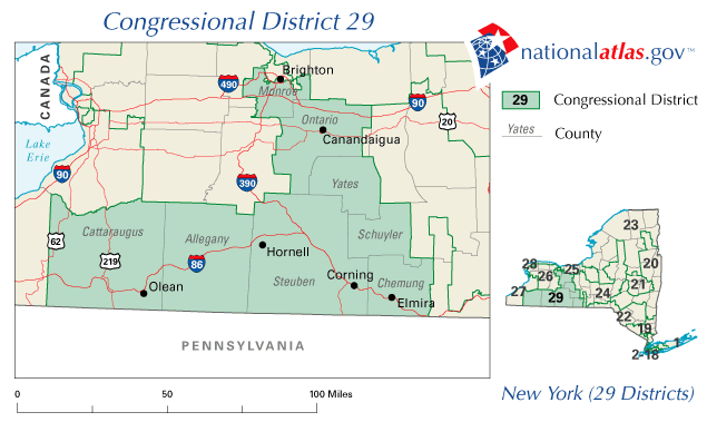 New York 39 S 29th Congressional District Wikipedia