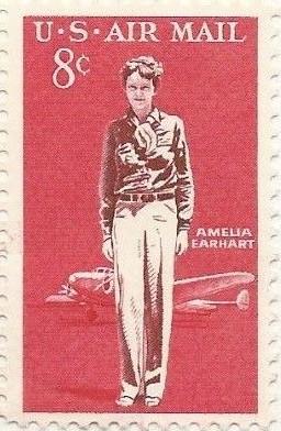 Amelia Earhart - Wikipedia