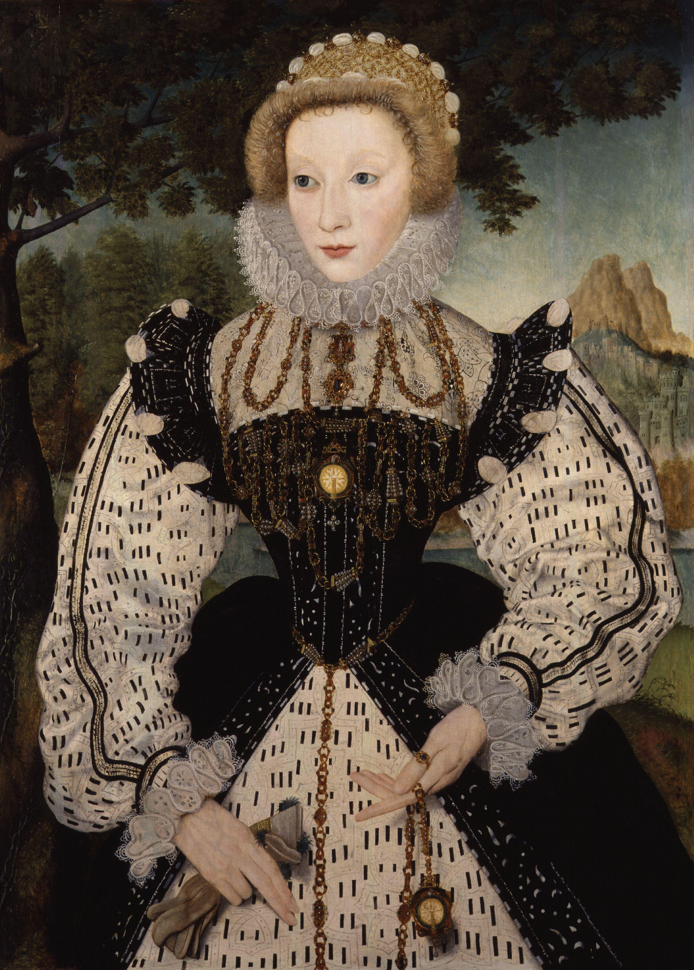 A biography of elizabeth i the virgin queen of england