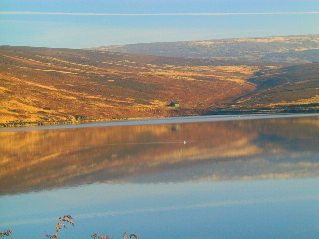 Upper Swineshaw Reflections - geograph.org.uk - 81547