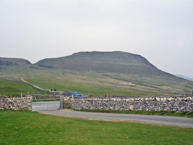 View towards Mam Tor - geograph.org.uk - 409137