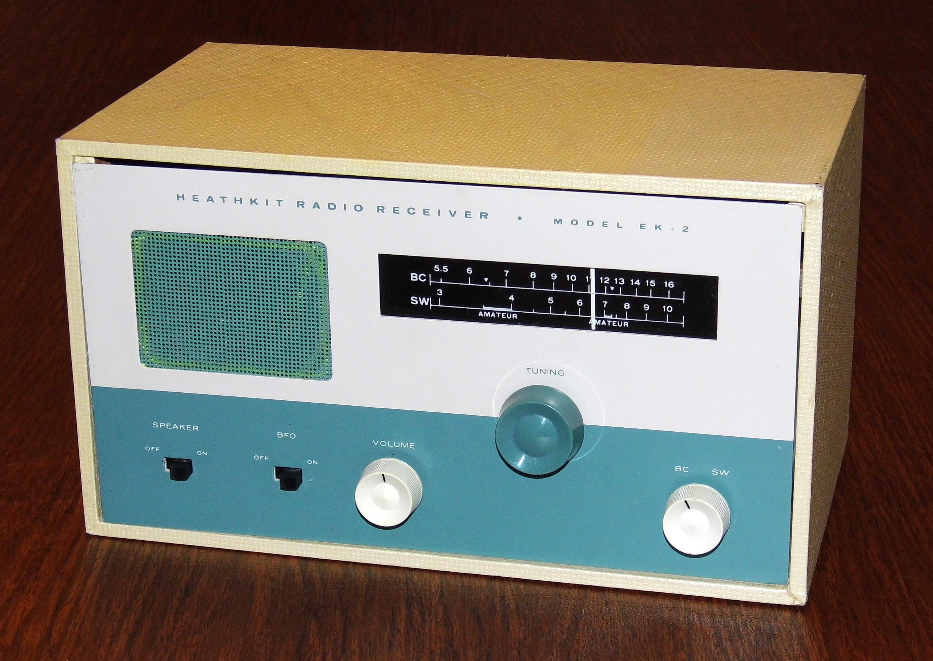 Vacuum Tube Radio Kits – Wonderful Image Gallery