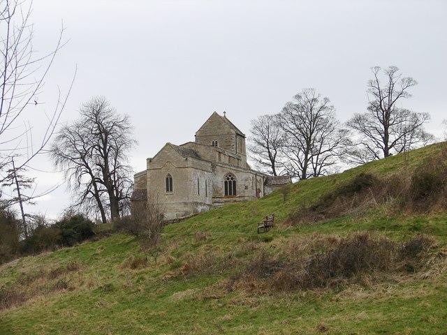Roman Villa In North Pickenham