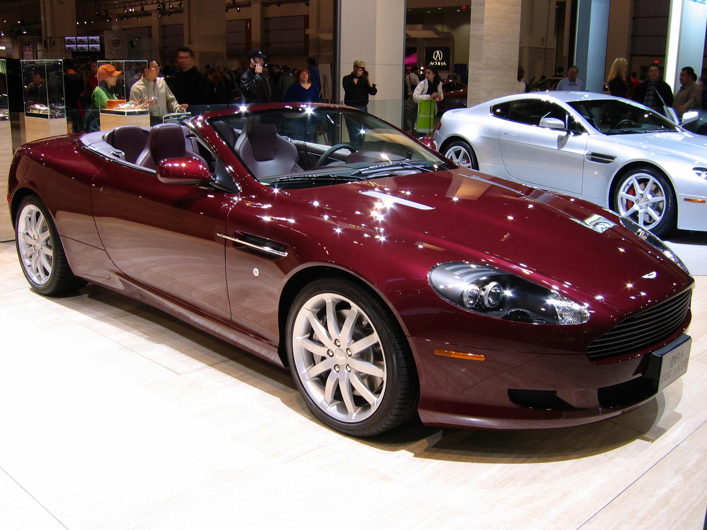 FileWashauto Aston Martin DB Volantejpg Wikimedia Commons - 2006 aston martin db9