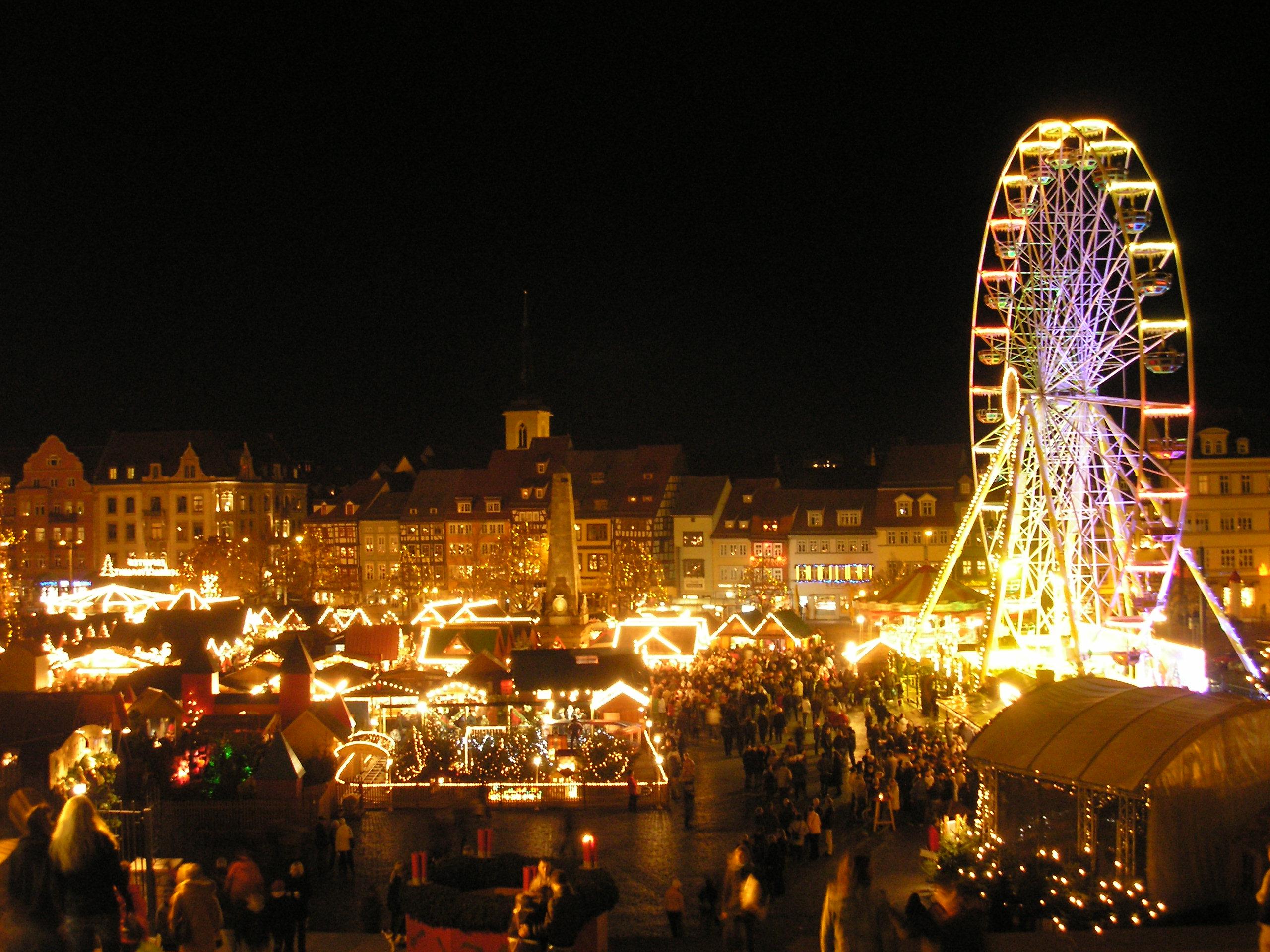 Weihnachtsmarkt Erfurt.Datei Weihnachtsmarkt Erfurt 2009 Jpg Wikipedia