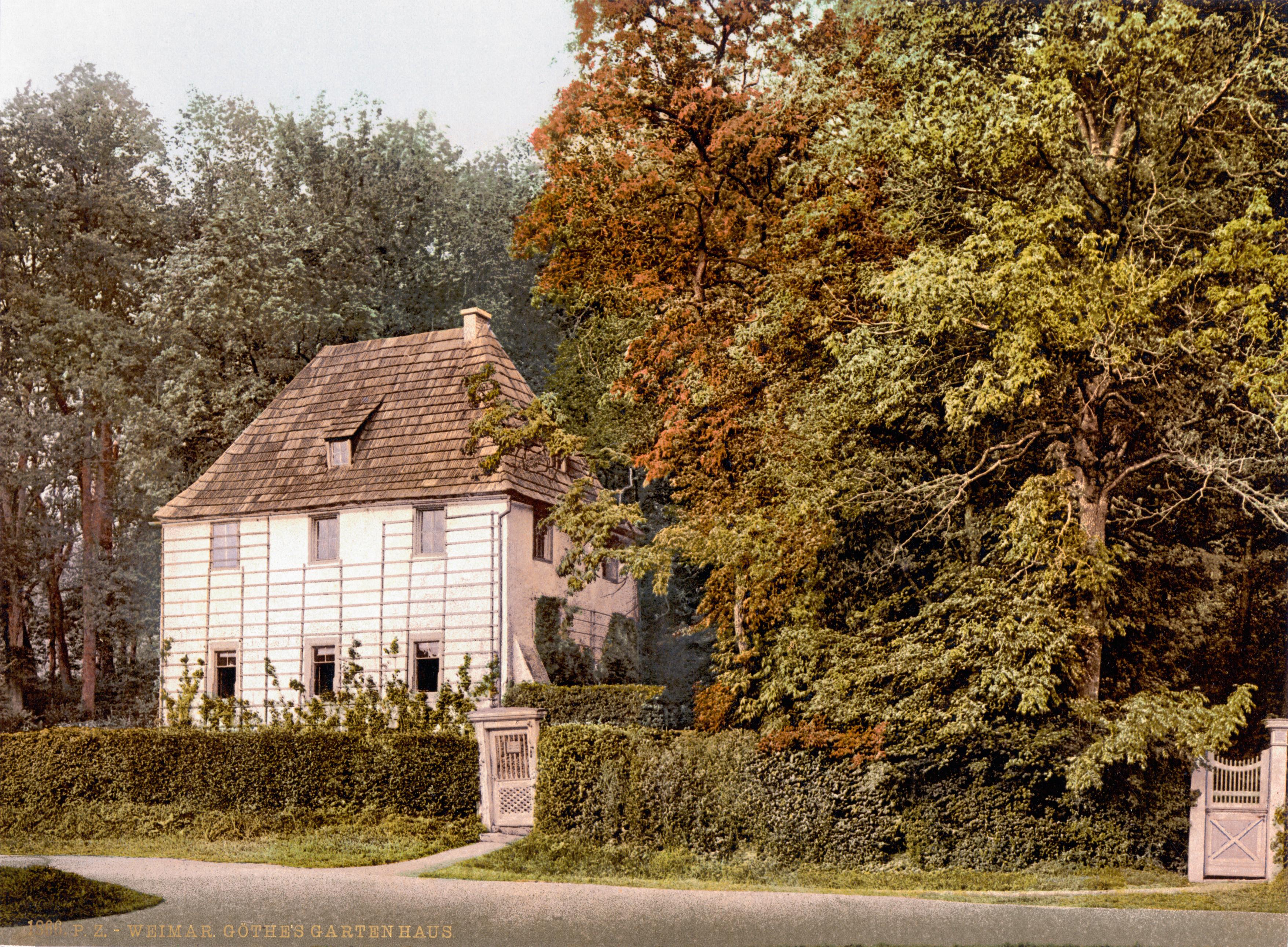file weimar goethe gartenhaus wikimedia commons. Black Bedroom Furniture Sets. Home Design Ideas