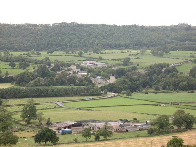 Wensley - geograph.org.uk - 556410