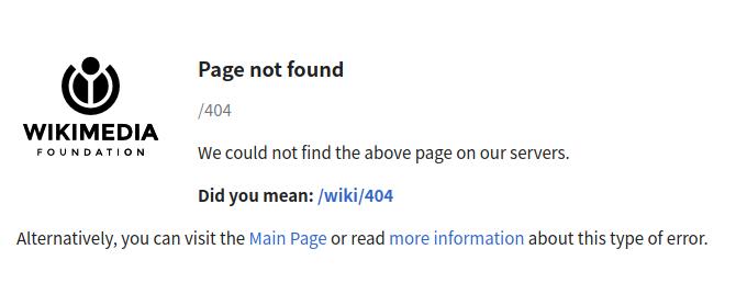 HTTP 404 - Wikipedia, the free encyclopedia