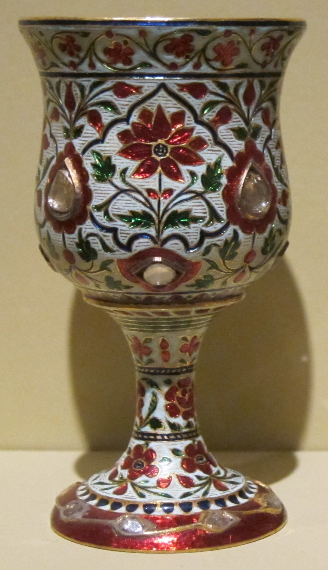 Th Century Wine Glass Duke Of Cumberland