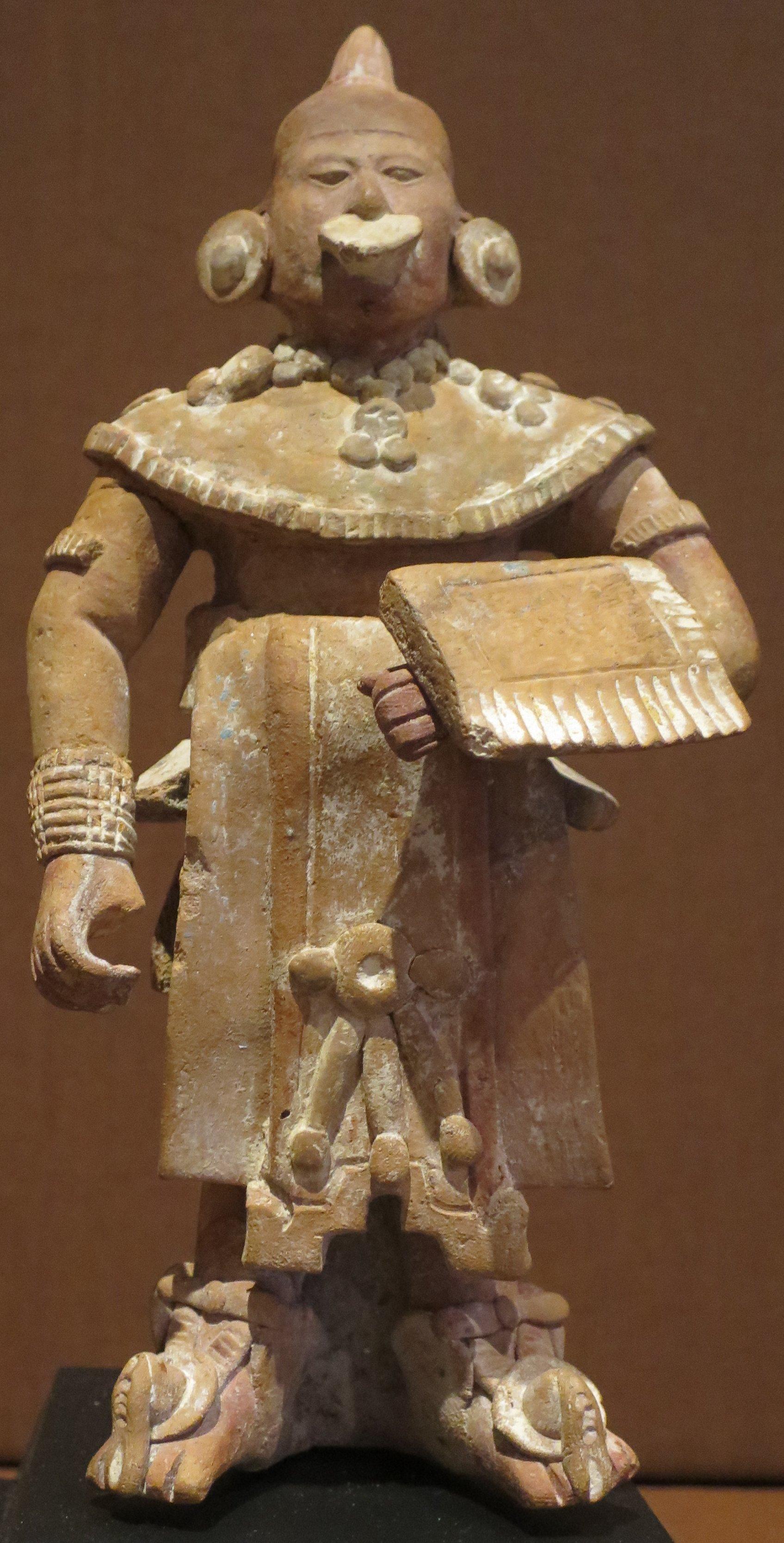 File Xochipala Standing Priest Guerrero Mexico C 1200