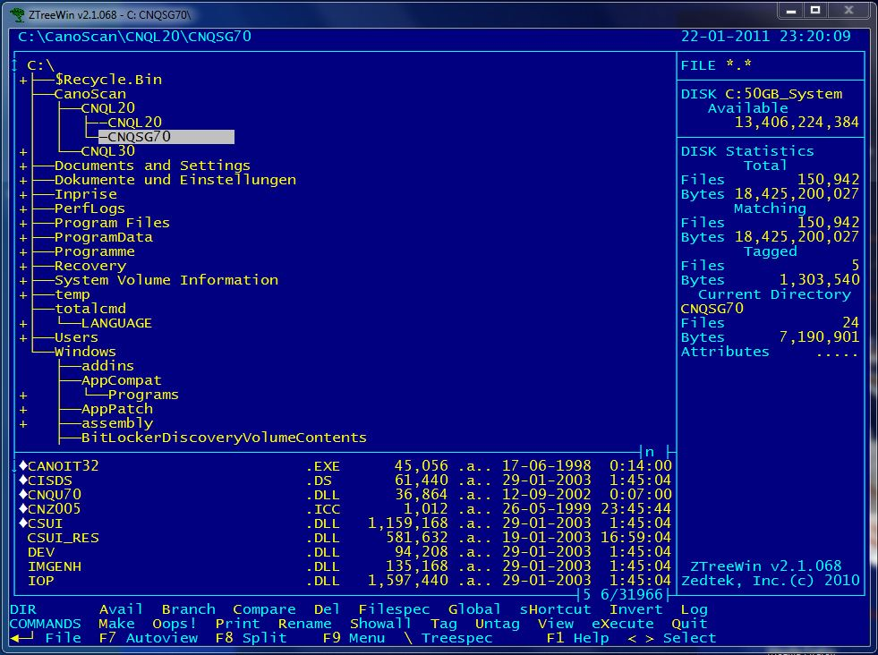 Learn memory management blue