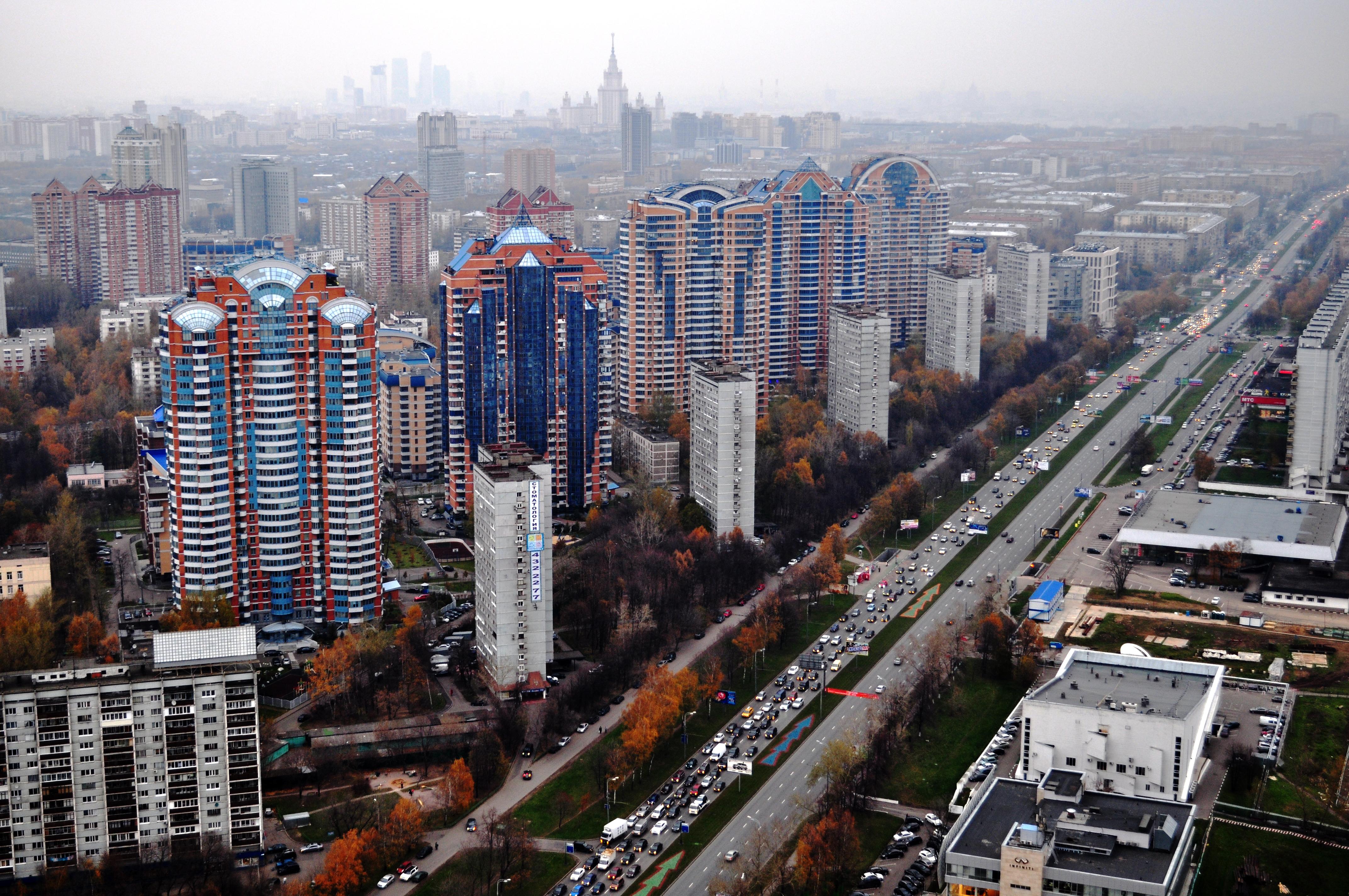 eea04647 Leninsky Avenue, Moscow - Wikipedia
