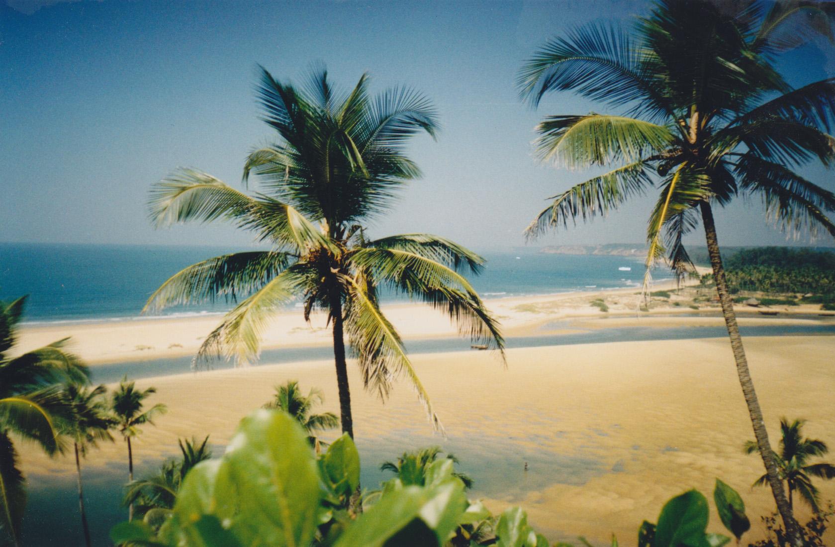 List of beaches in Goa - Wikipedia