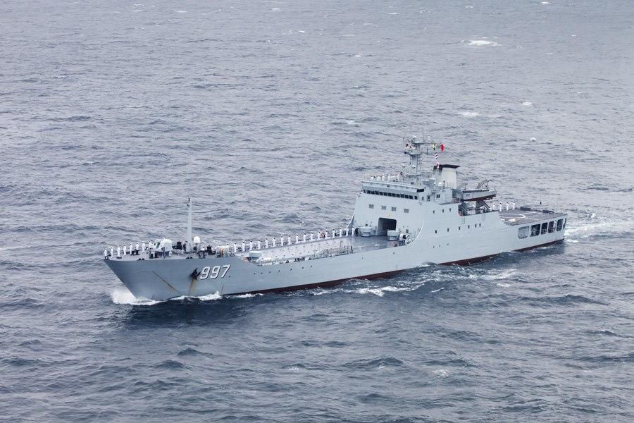 Resultado de imagen para LST Tipo 072A