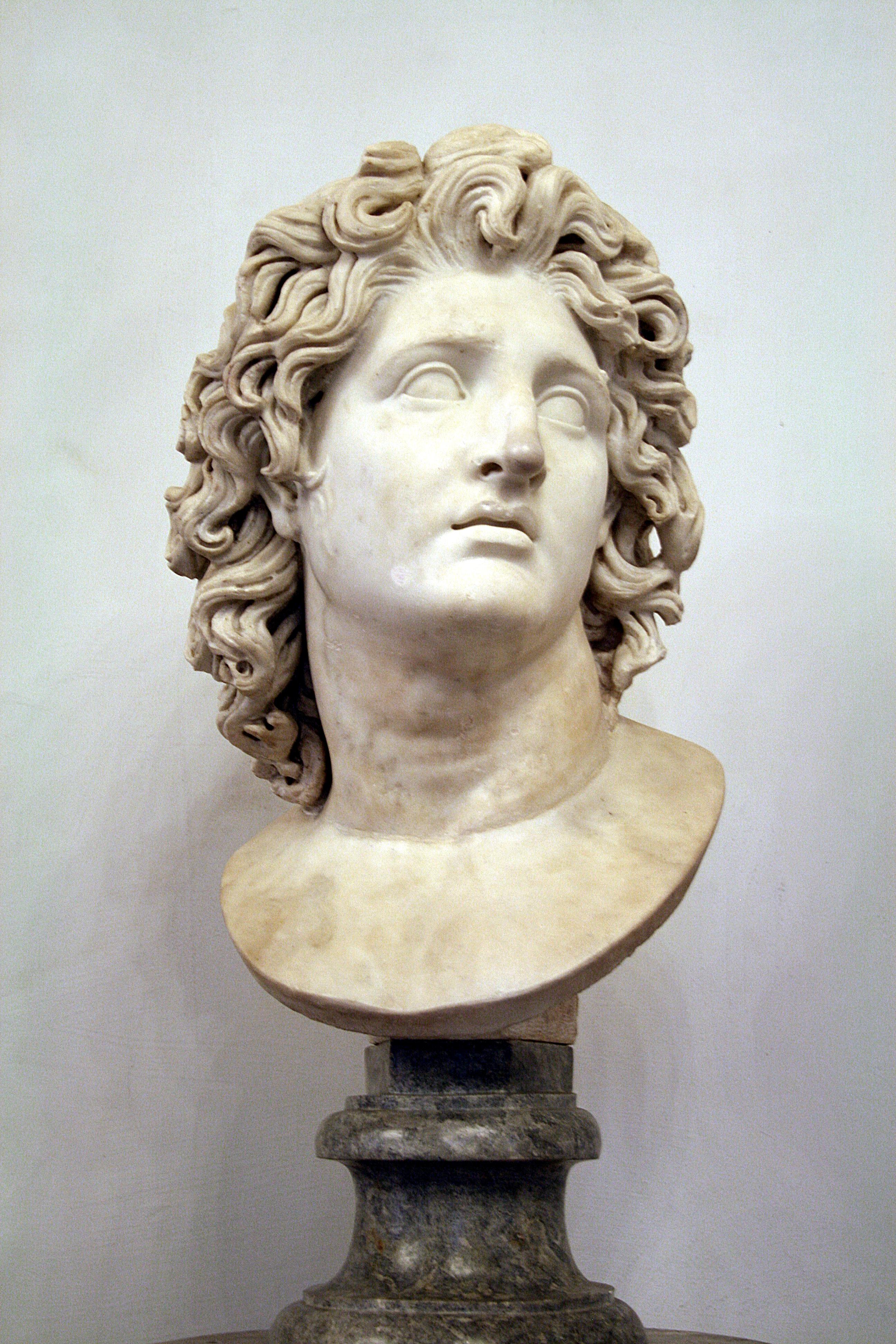 Alexandre le Grand Ἀλέξανδρος ὁ Μέγας