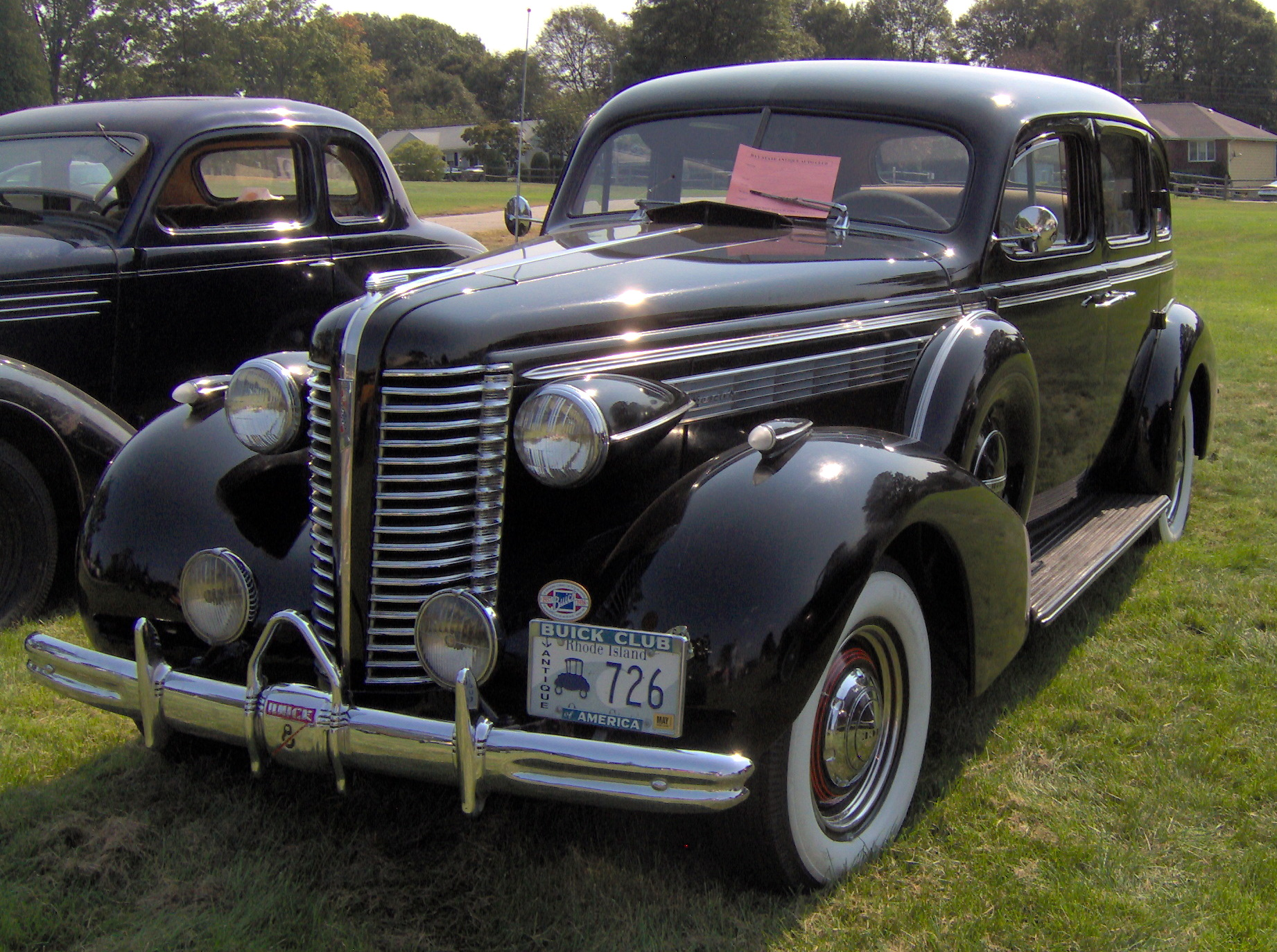 1938 Buick What Model Do I Have Buick Pre War