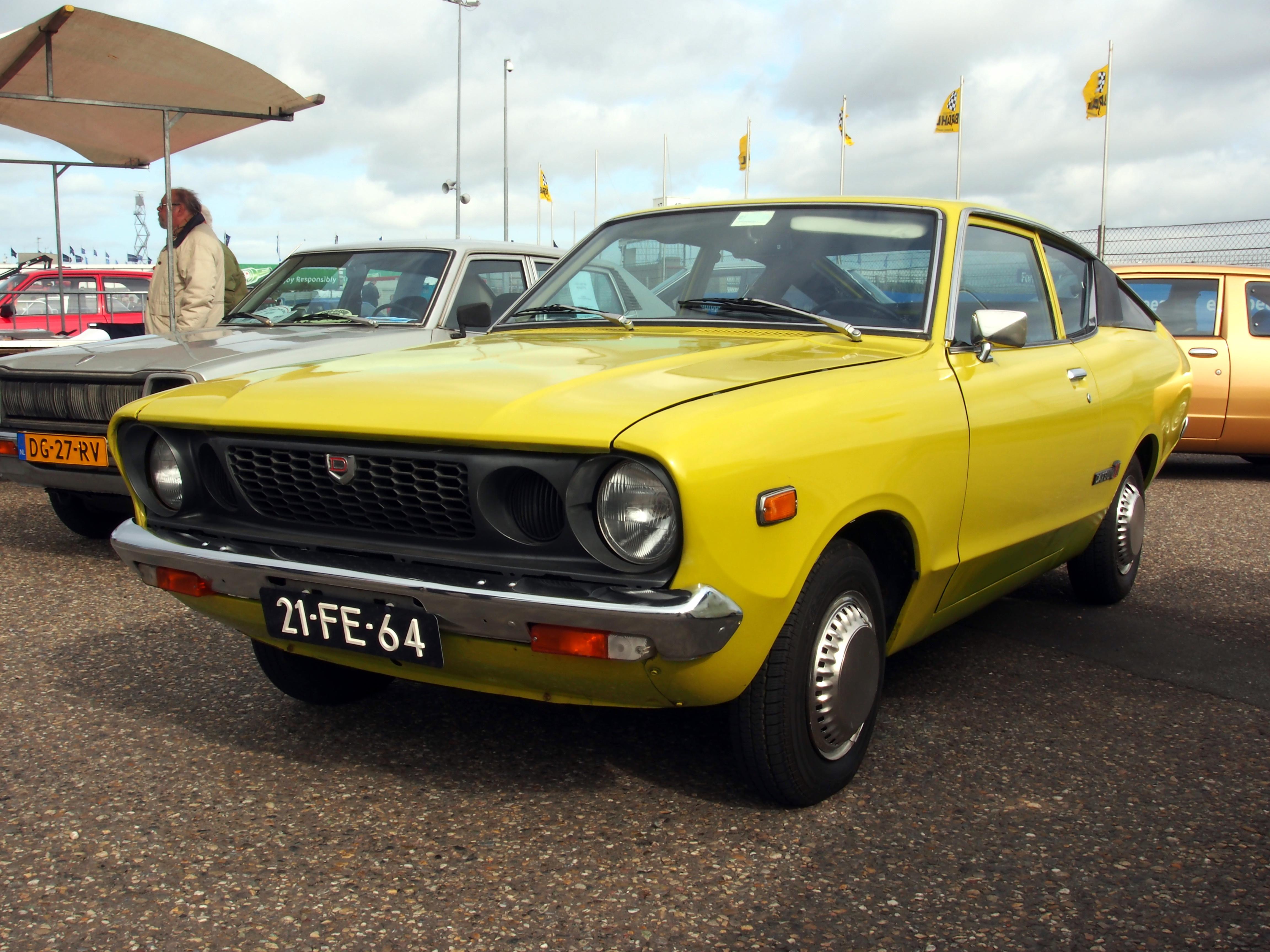File:1975 Datsun 120 Y pic2.JPG - Wikimedia Commons