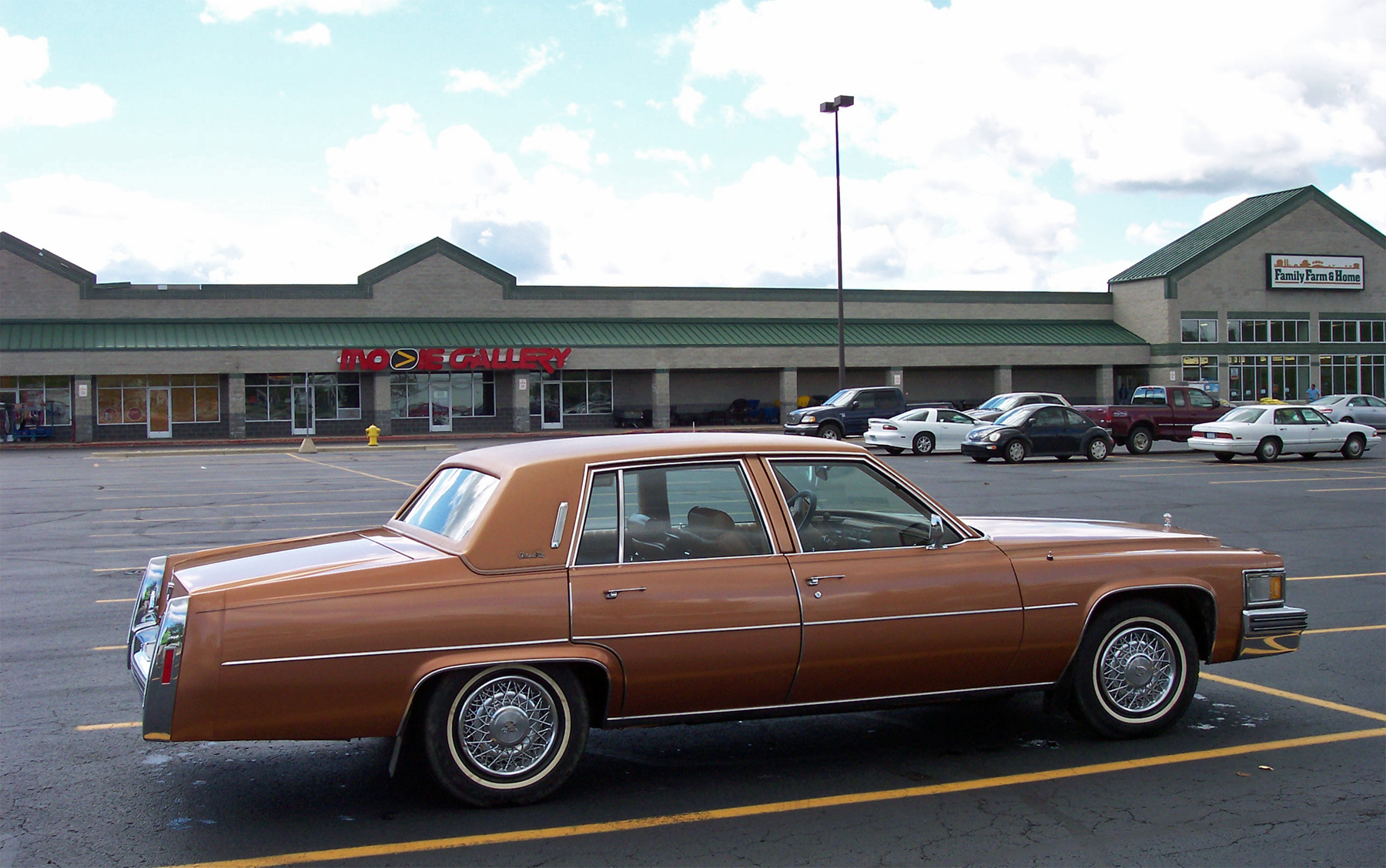 File 1979 Cadillac Sedan Deville Right Png Wikimedia Commons