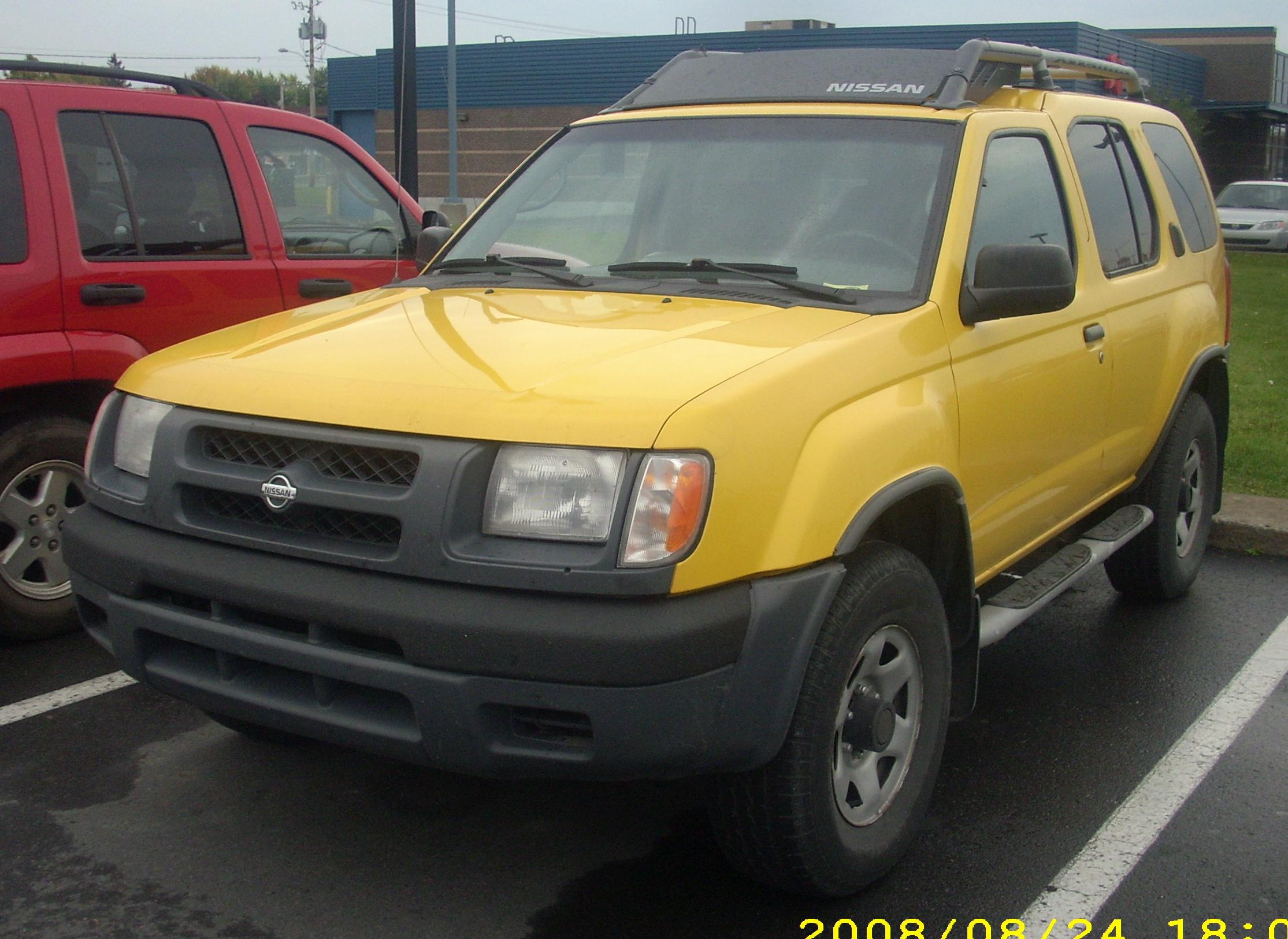 nissan xterra wd22 series service manual 2000