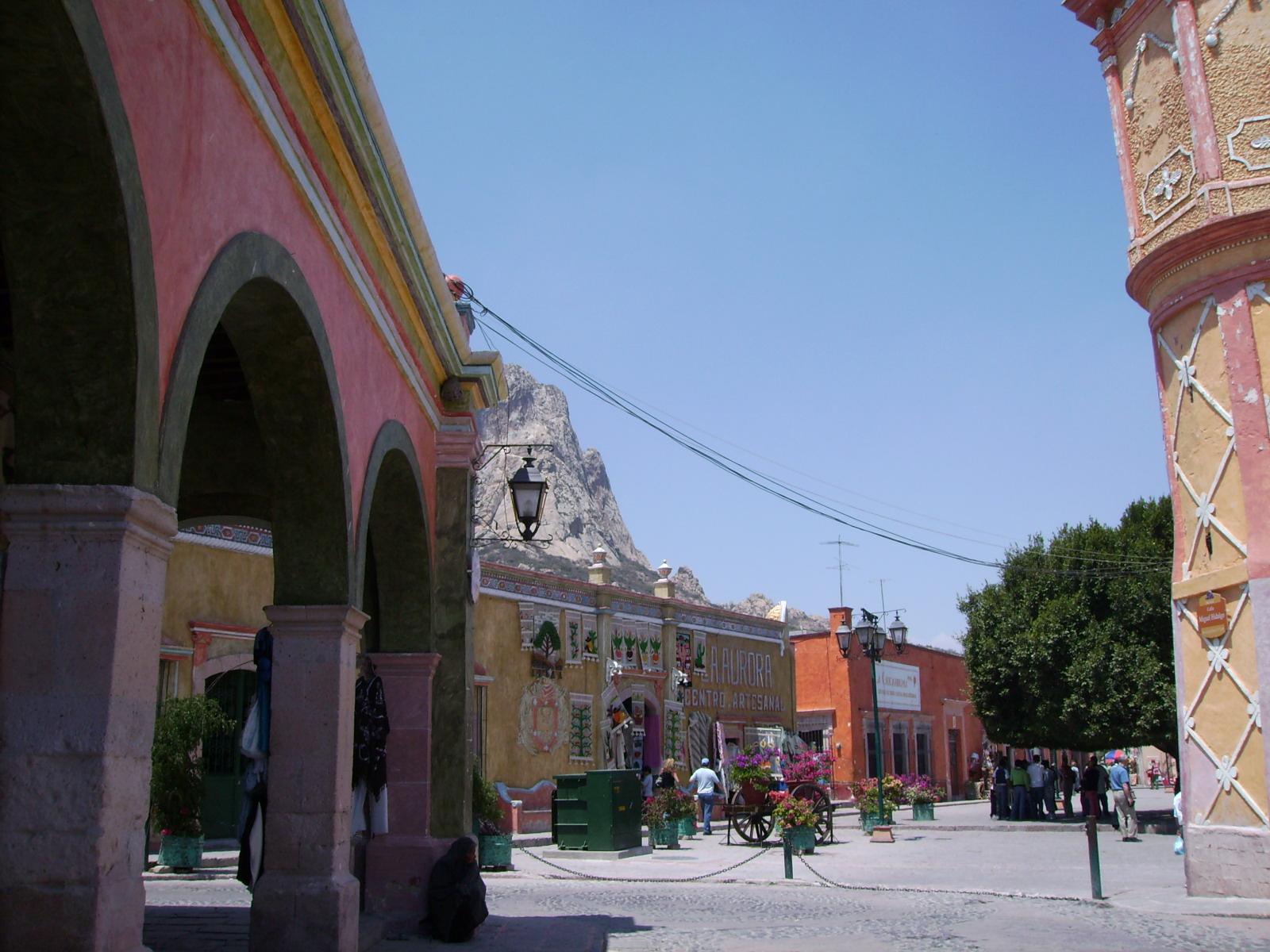 Queretaro Mexico  city photo : 2008.03.29.140924 Bernal Queretaro Mexico Wikipedia, the ...