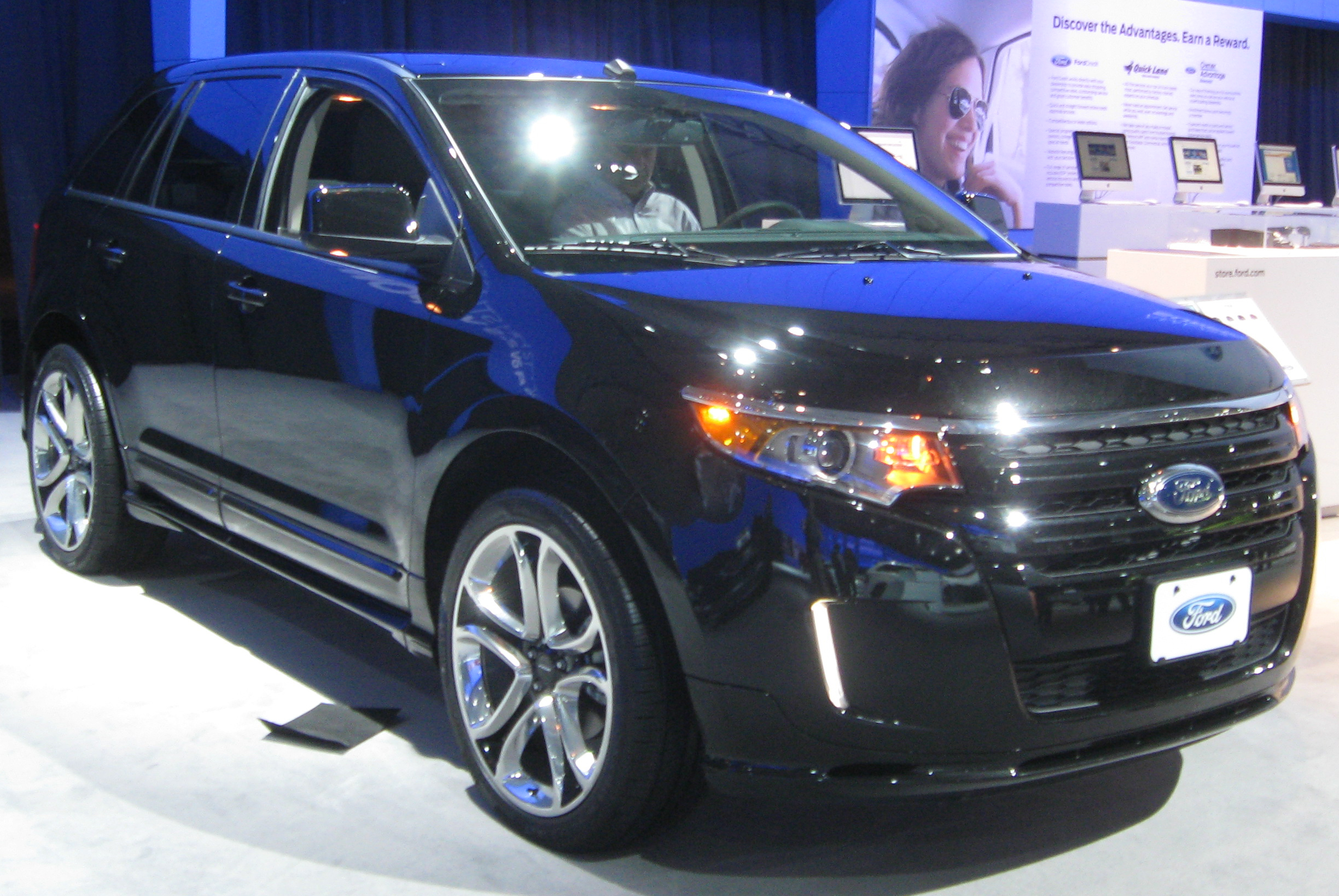 Image Result For Ford Edge Wiki