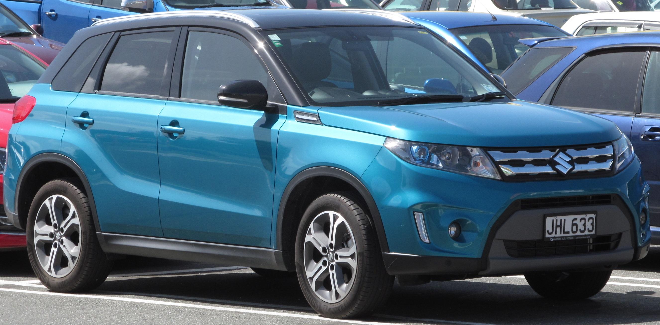 Suzuki Grand Vitara Custom Parts