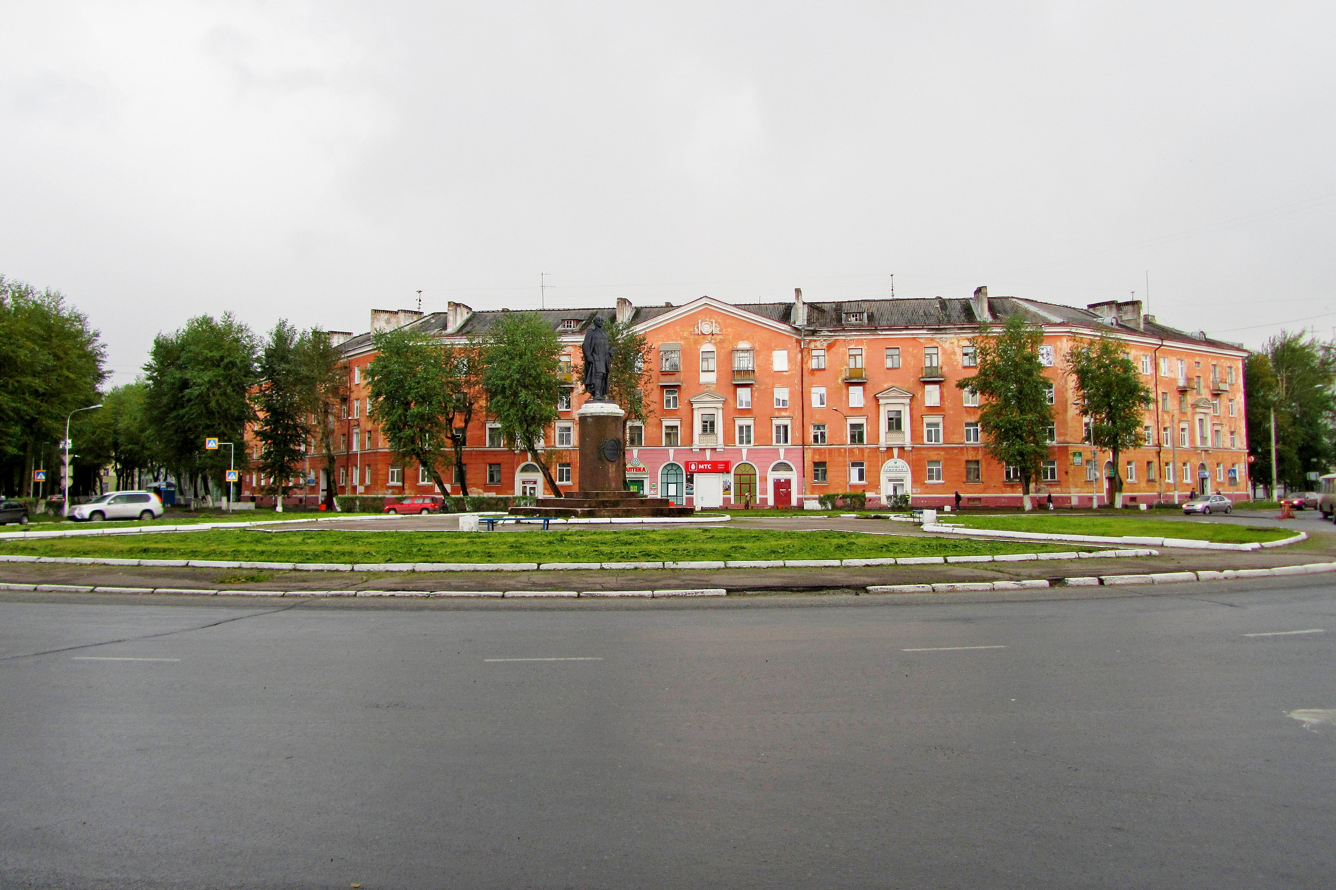 Улицы в рязани им ломоносова фото